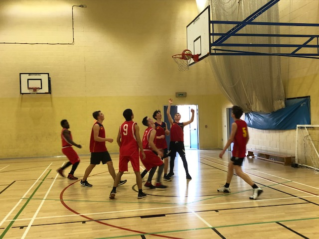 BSA Basketball Academy showing signs of improvement