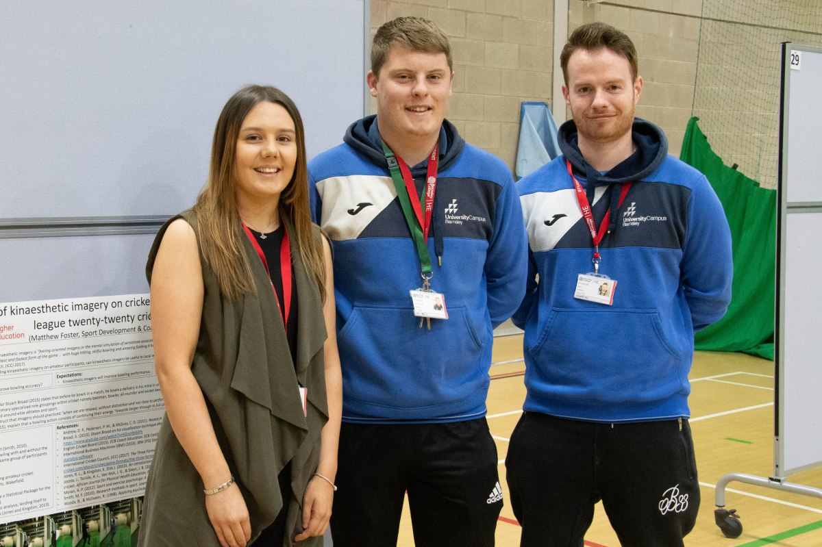 First annual HE Sport Research Conference a success