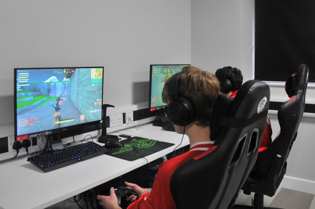 Why you should study Esports with us!